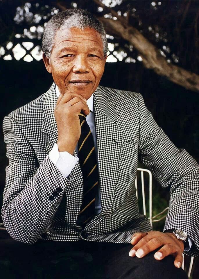 Nelson Mandela!  Government South Africa focused on dismantling the legacy of apartheid through tackling institutionalised racism, poverty and inequality, and fostering racial reconciliation.