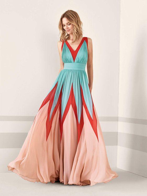 977ad7ab7d 50 vestidos de fiesta para matrimonio  ¡despierta en todos su admiración!