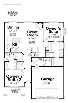 Plan #20-2254 - Houseplans.com