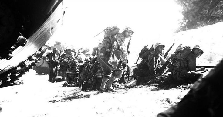 To Stop A Japanese Banzai Charge This Soldier Used His Rifle Like A Baseball Bat
