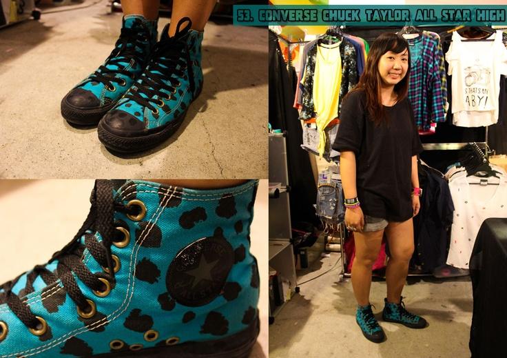#Look converse Chuck Taylor. #zapatillas