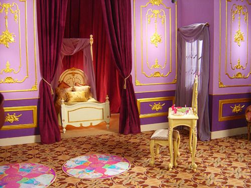 My little girl is going to have this room one day.