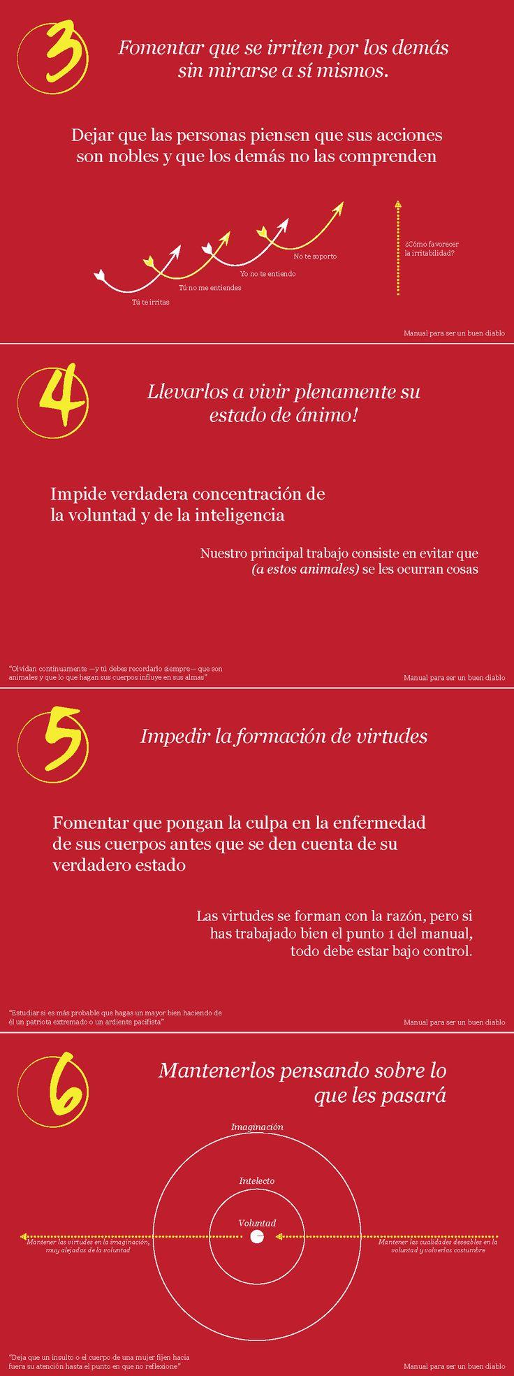 Manual para ser un buen diablo, Santiago Restrepo
