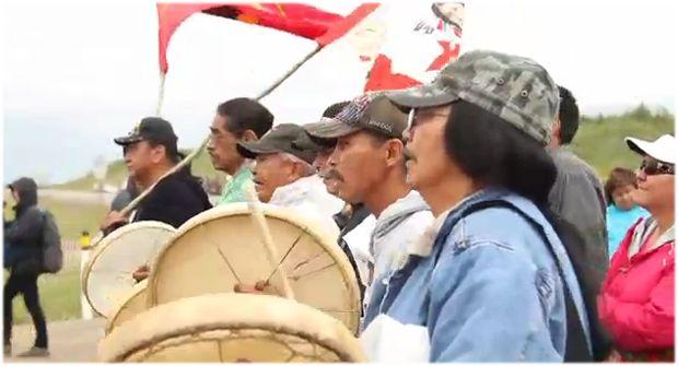 (VIDEO) Kahsatstenhsera: Indigenous Resistance to Tar Sands Pipelines