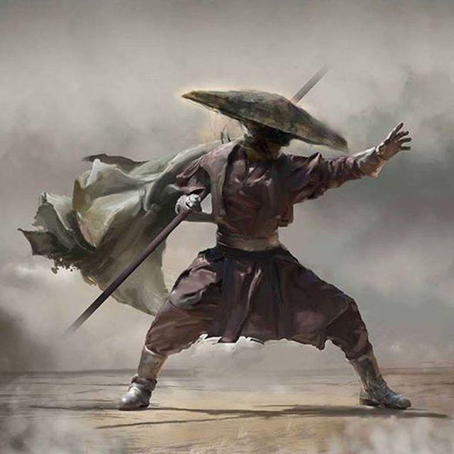 Asian martial inspired art 朧月象ヲ也 Oboro Tsukiyou o Nari • • • • • • • • •  #shinobi #assasin #warrior #samurai #manga #ниндзя #katana #art #digitalart #бусидо #japan #bushido #катана #воин #fantasy #blade #Ninja #самурай #Япония #samurai #japan #japanese #japan #japanesestyle #anime  #animeart #fantasyart#drawings#asian #ronin #ронин