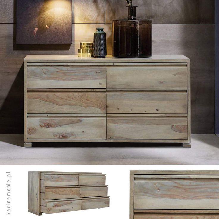 Jeśli lubicie nowoczesne i zarazem przytulne wnętrza to meble z naturalnego drewna będą ich nieodzownym elementem.
