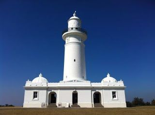 The MACQUARIE LIGHTHOUSE at Vaucluse is Australia's oldest lighthouse. It was originally designed by convict architect Francis Greenway and was built in 1818. Governor Macquarie was so pleased with the lighthouse that he granted Greenway a pardon for his work. You can explore the 'insides' of this lighthouse by joining a guided tour available every two months.
