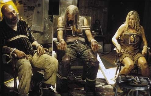 The Devils Rejects : photo Bill Moseley, Rob Zombie, Sheri Moon Zombie, Sid Haig