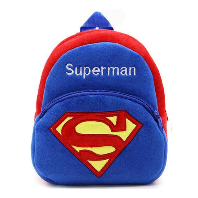 2017 Plush Cartoon Kids School Bags For Children Girl Backpacks For Kindergarten Baby mochila Infant School Bag Boy Backpack