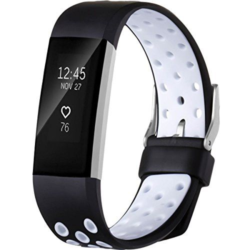 fitbit charge hr bands how to change