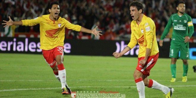 Independiente Santa Fe vs Deportivo Cali