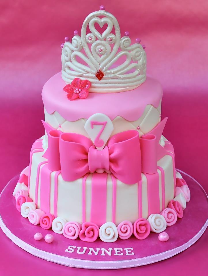 A Princess Cake!  By Peggy Does Cake, https://www.facebook.com/PeggyDoesCake