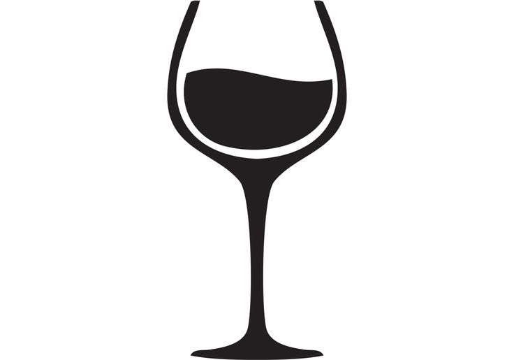New Wine Glass Vector This Wine Glass Vector Is Great For A Drink Icon Vector Use This Wine Glass Vector For Pe Wine Icon Wine Glass Tattoo Wine Glass Images