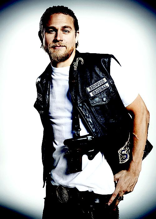 hunnam as jax teller pretty