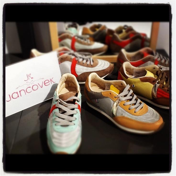 Running shoe from Jancovek