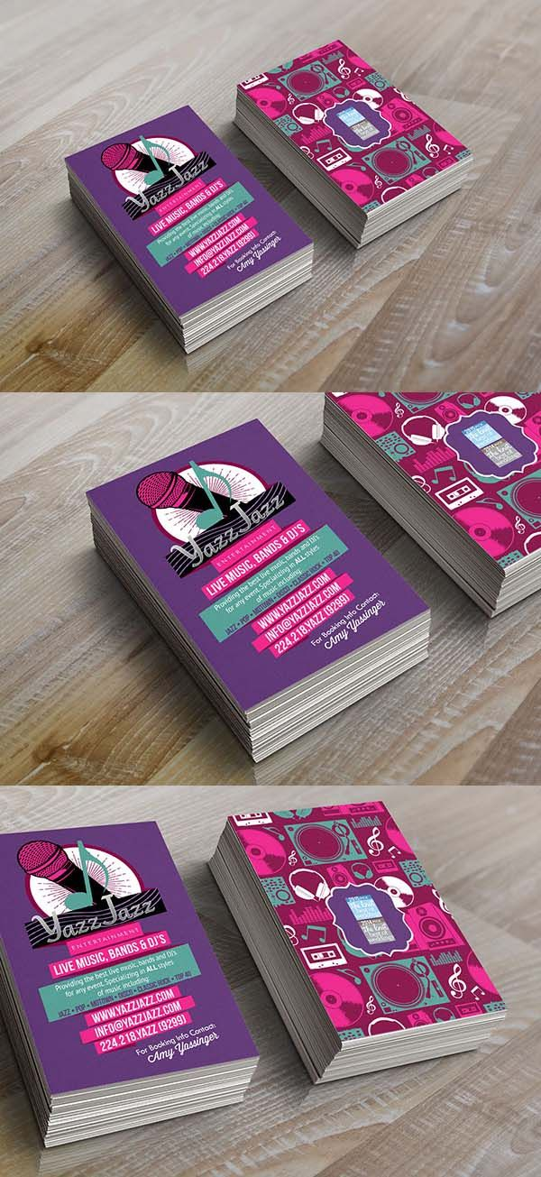 36 Modern Business Cards Examples for Inspiration - 20 #businesscards #visitingcards #corporateidentity #inspiration