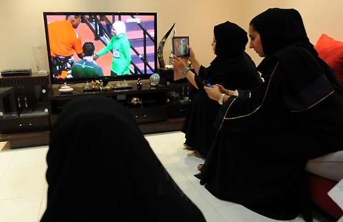 Olympics: Watches Saudi, Athletic Sarah, Women Watches, Saudi Women, Women'S Watches, 2012 Summer, Summer Olympic, Sarah Attar, Attar Compet