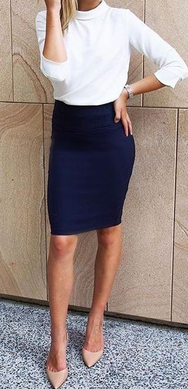 18a838b874 These list of pencil skirt features some of my favourite skirts,which can  be worn for work,casual,professional occasions,formal,in offices or at  party.