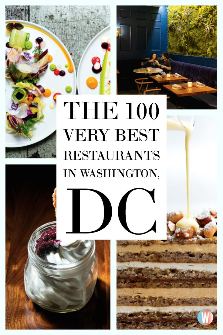 100 Very Best Restaurants 2018 1865 best