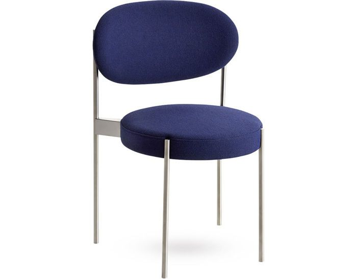 series 430 stacking chair by verner panton for verpan