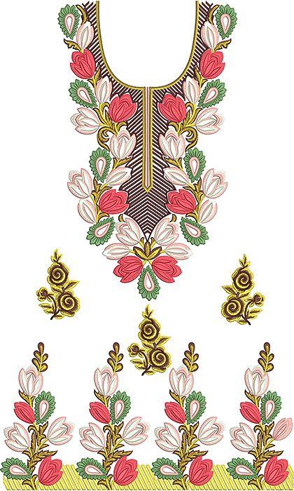 Parsi Matching Flat Catalog Dress