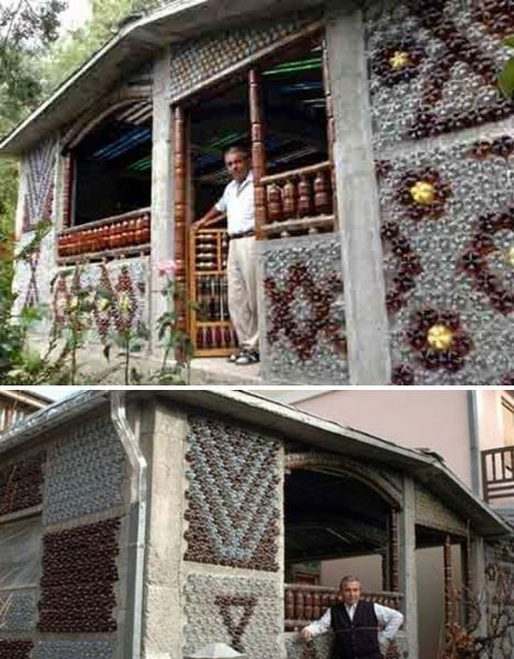 215 best images about glass bottle walls earthship on pinterest recycled materials bottle - How to build an alley out of reused bricks ...