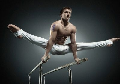gymnastic realness