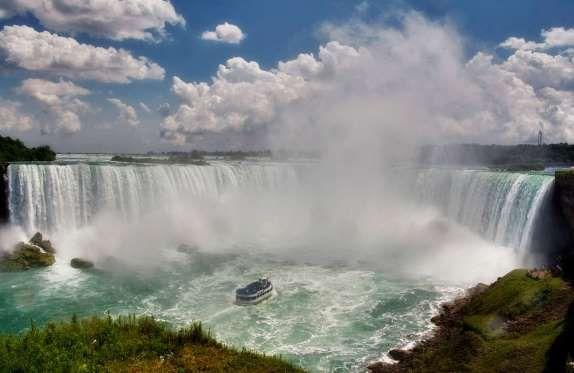 Cascate del Niagara – Canada-Stati Uniti - Flickr CC / Artur Staszewski