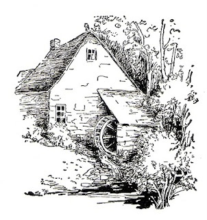 Cottage From A 1920s Book