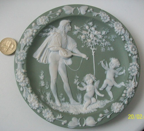 Paris Porcelain Art Nouveau Period Lamp Chinese Taste: 1000+ Images About Jasperware & Wedgewood Ceramics On
