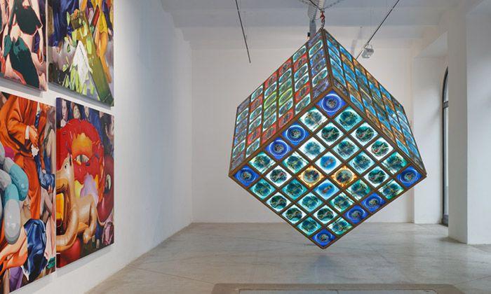 Pasta Oner vystavuje na Art Is Truth nejnovější díla
