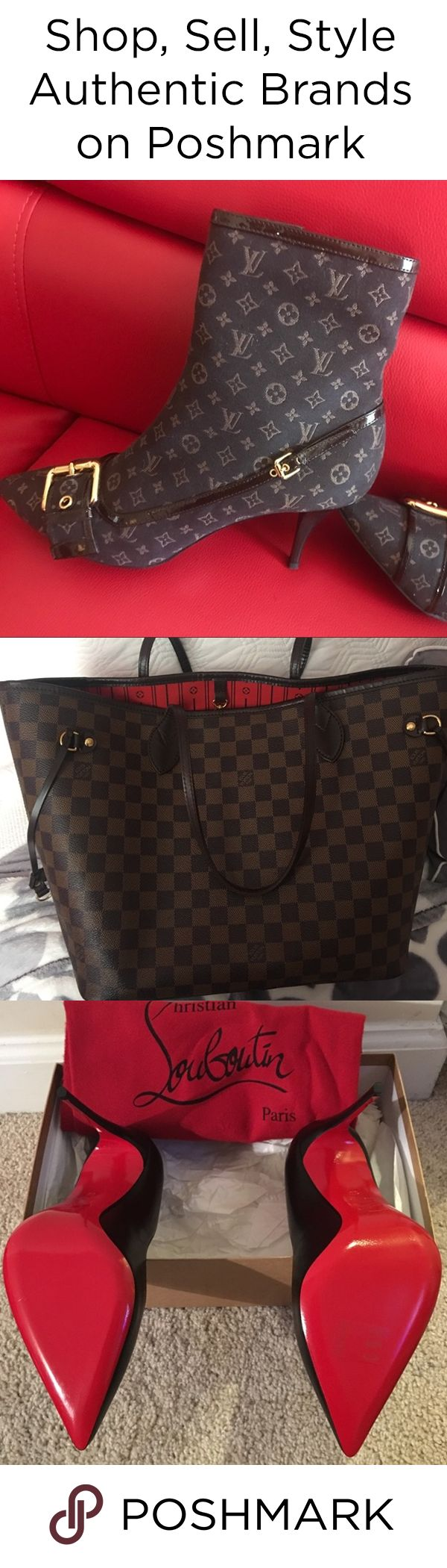 Shop, Sell, Style. Find Authentic LOUIS VUITTON & More on Poshmark. Install Free Now.