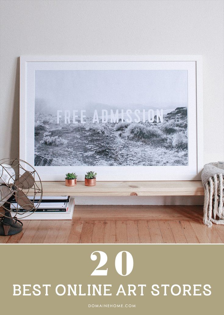 The 20 Best Places to Buy Art Online
