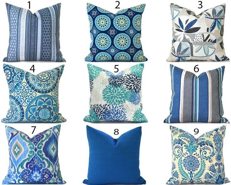 outdoor pillow covers any size