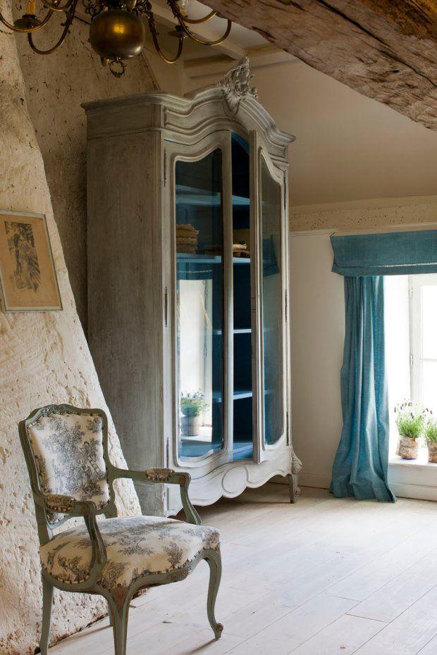 Zdjęcie numer 21 w galerii - Niezwykły, sielski dom Annie Sloan, kreatorki…