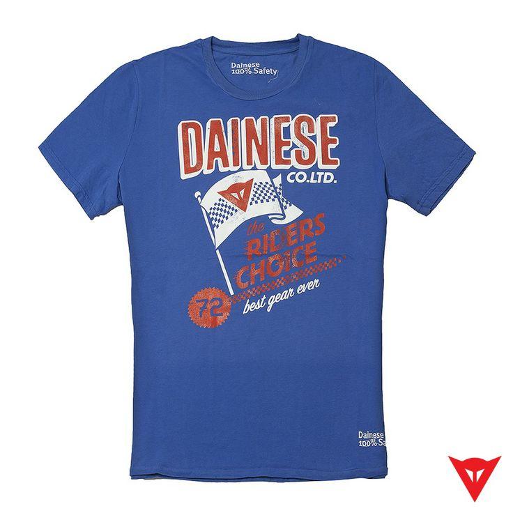 Dainese T-Shirt Riders