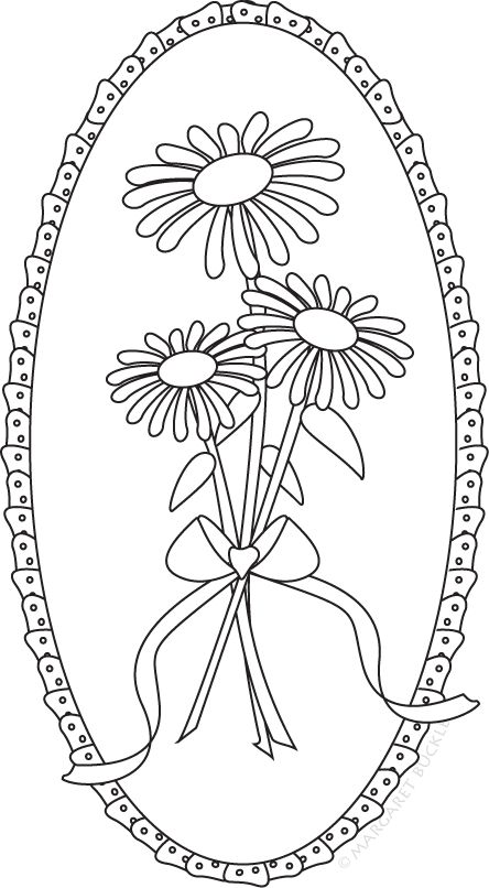 Free Digital Stamps   Digi Ditto » Mother's Day bouquet…free digital stamp
