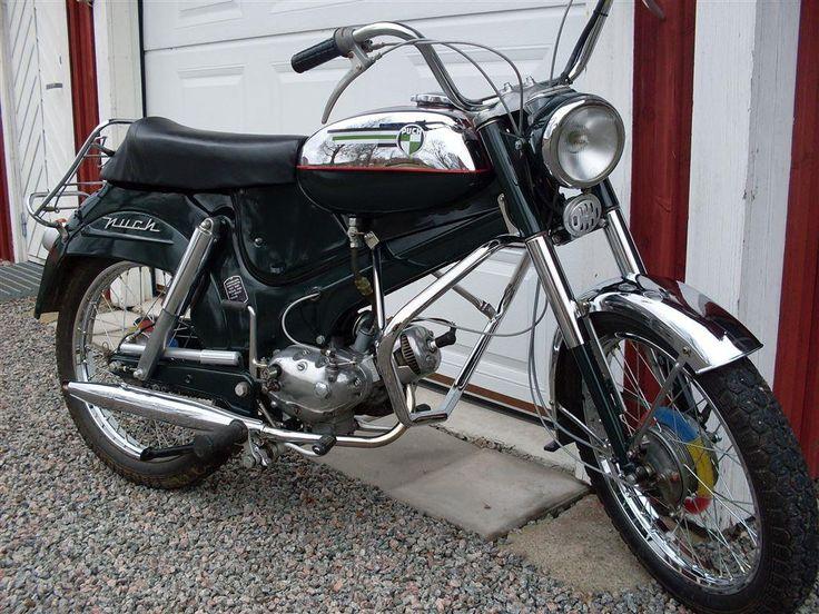 PUCH DAKOTA -66 på Tradera.com - Puch-moped | Mopeder | Fordon, Båtar &