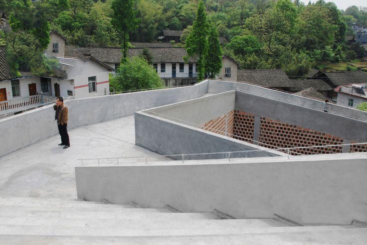 Rural Urban Framework · Angdong Hospital Project · Divisare
