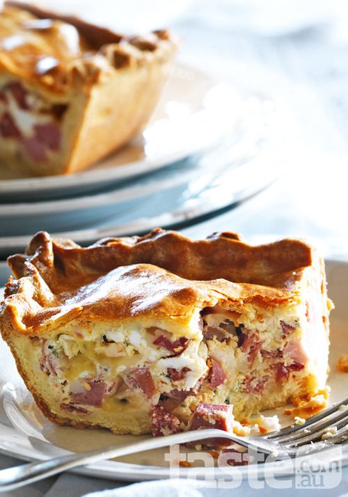 Pizza Rustica- My 85 year old grandmother still rocks this recipe every Christmas and Easter!!!