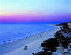 Lido Beach Resort in Sarasota, Florida