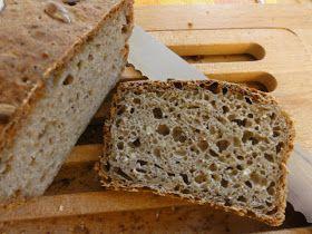 Oyez bonnes gens, oyez les coeliaques! Après avoir testé toutes sortes de pains et de mélanges de farines, voici LE pain ultime, le meilleu...