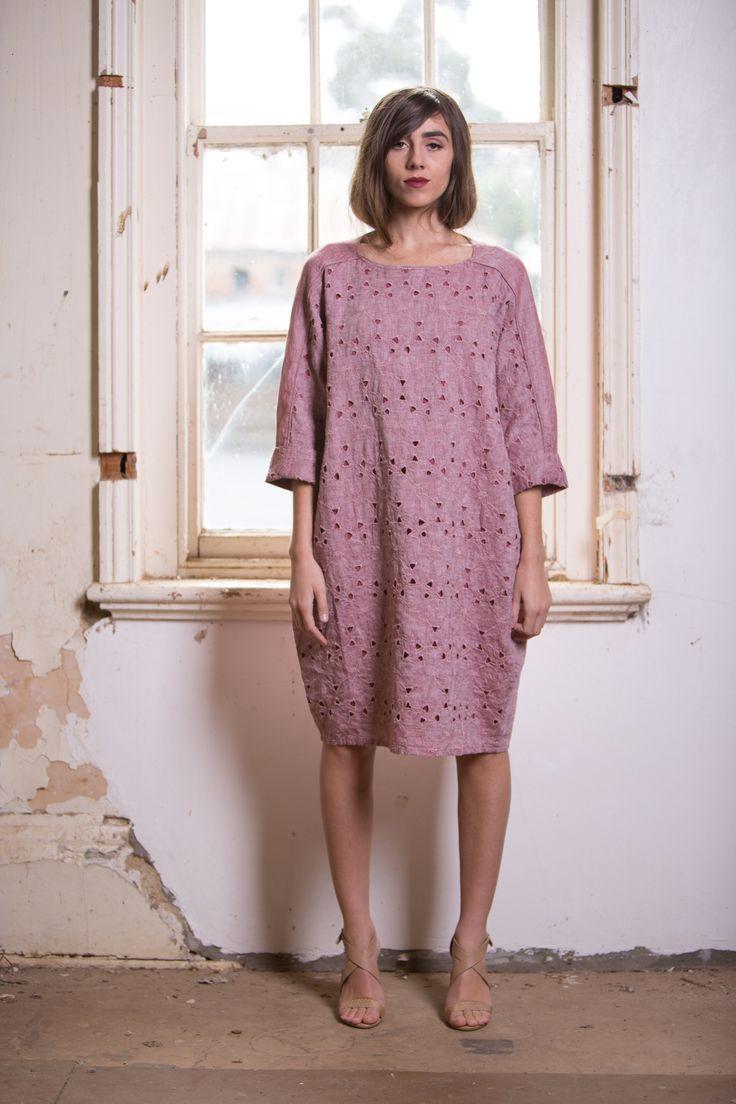 NATALIE DRESS | Rosette