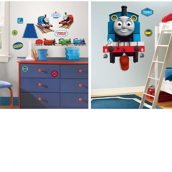 Thomas The Tank Engine Decal Room Package   Wall Sticker Outlet