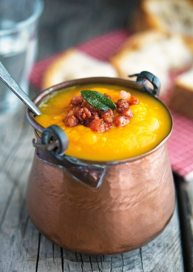 ... : Soups on Pinterest   Soups, Carrot soup and Butternut squash soup