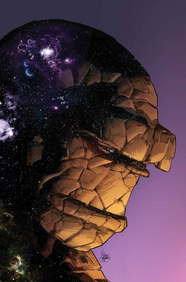 Fantastic Four #5  Mike Deodato Jr.
