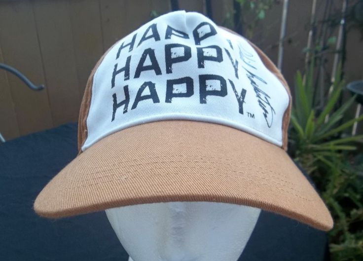 Happy Happy Happy Duck Commander Hat Adjustable Phil Robertson Duck Dynasty Cap