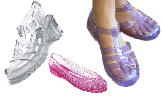 Xuxa Jelly Sandals