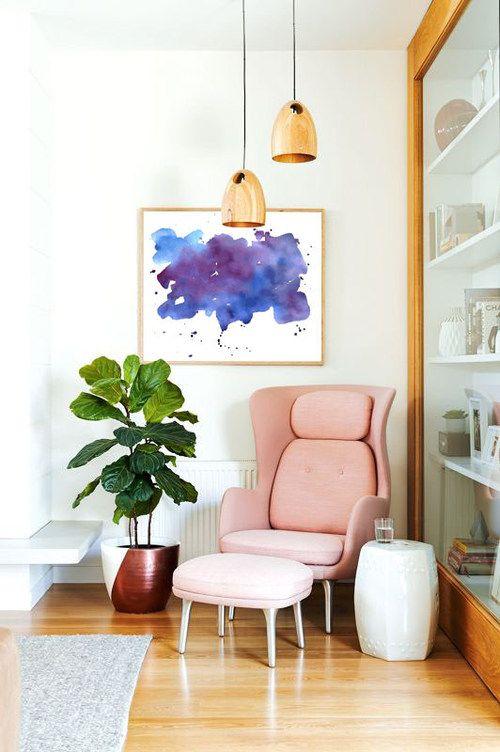 部屋に絵画を飾るメリットとインテリア効果が半端ない│初心者向け絵の飾り方と実際の写真も紹介 – BOTOCOLLAX MAGAZINE(ボトコラックス マガジン)