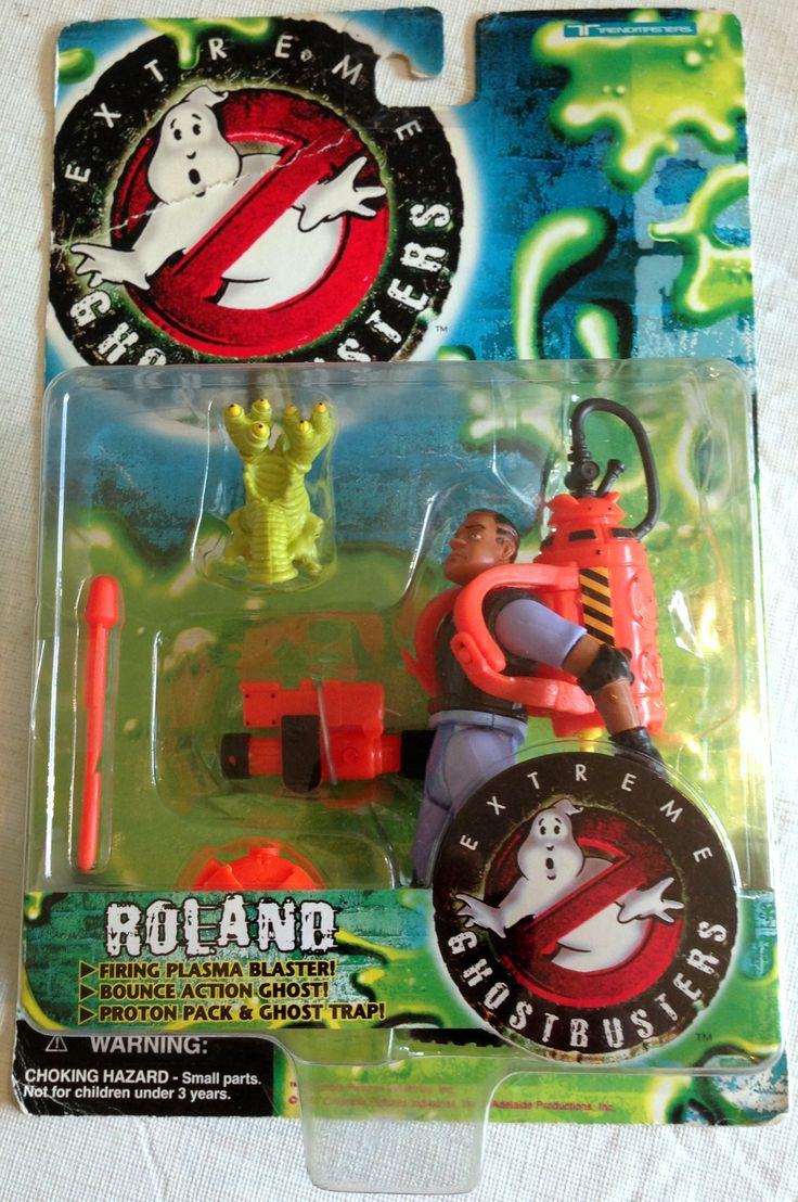 Extreme Ghostbusters Toys 42